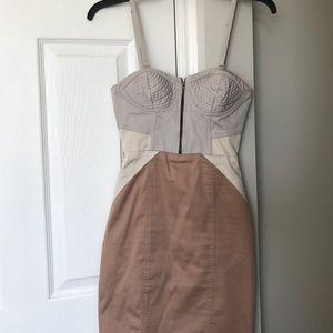 H&M Bustier Dress